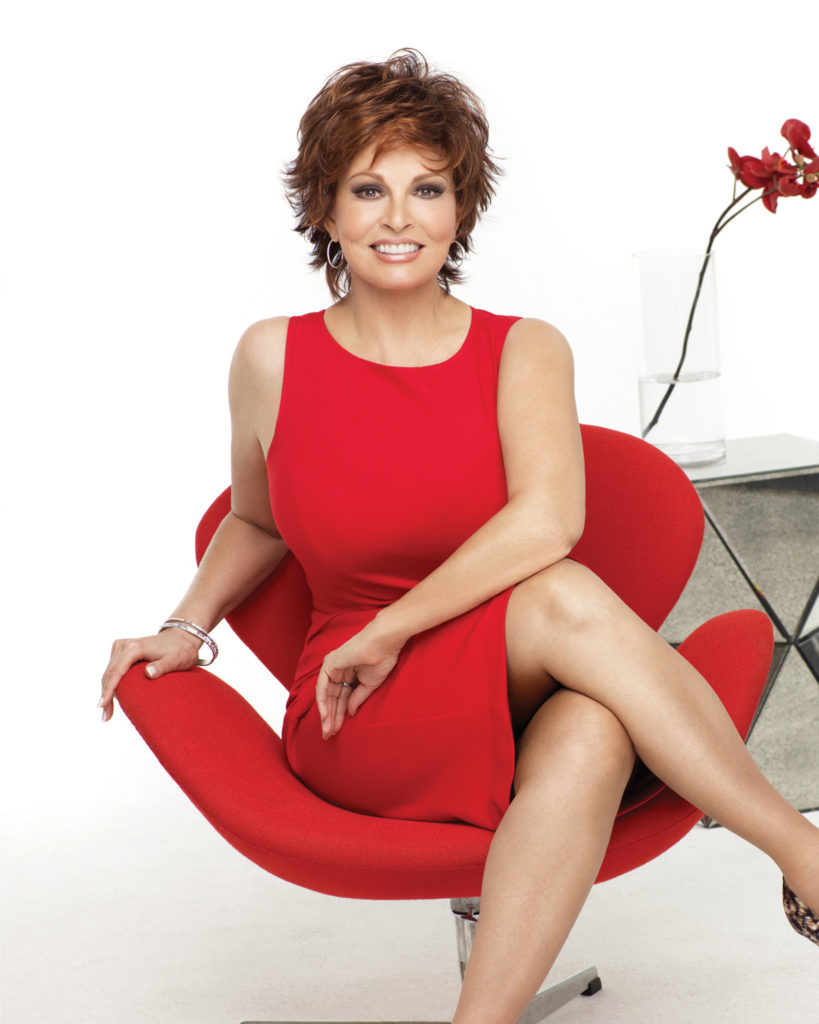 Raquel Welch Latest Hair Style Images