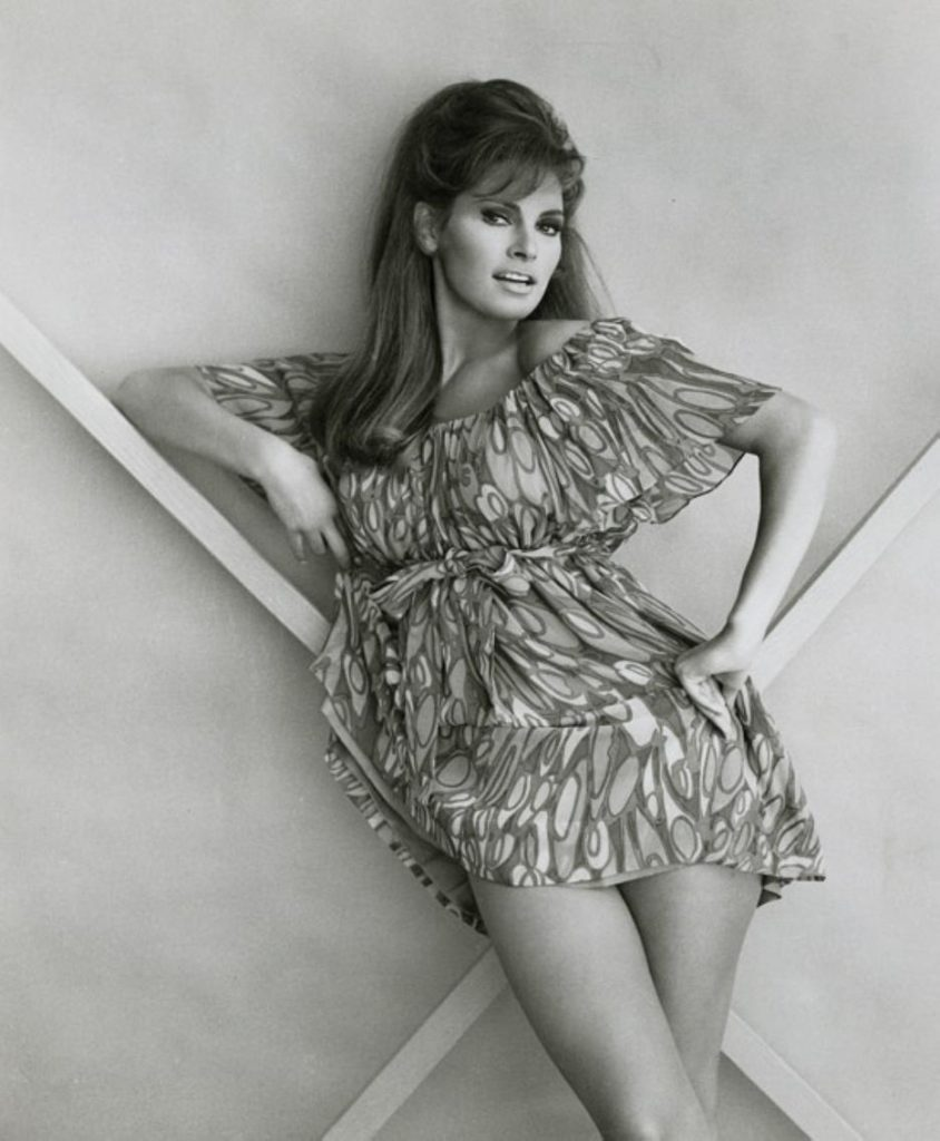 Raquel Welch Sexy Thighs Images
