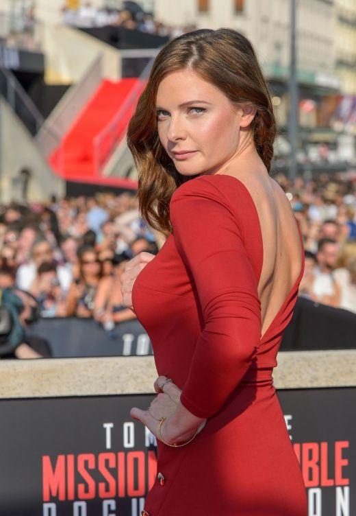 Rebecca Ferguson Hot Backside Pics