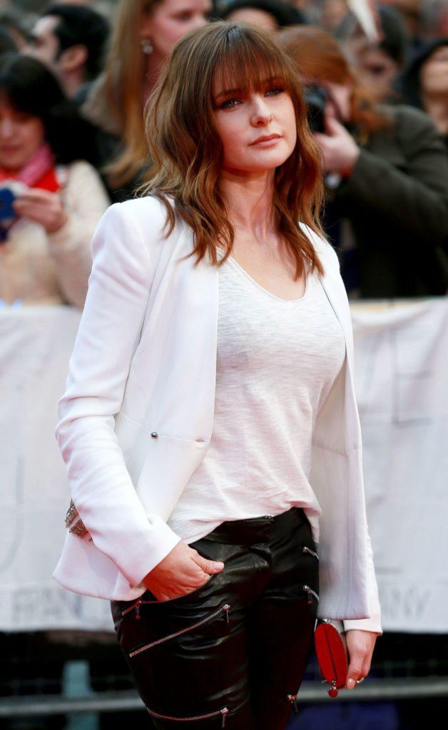 Rebecca Ferguson New Hair Cut Pics