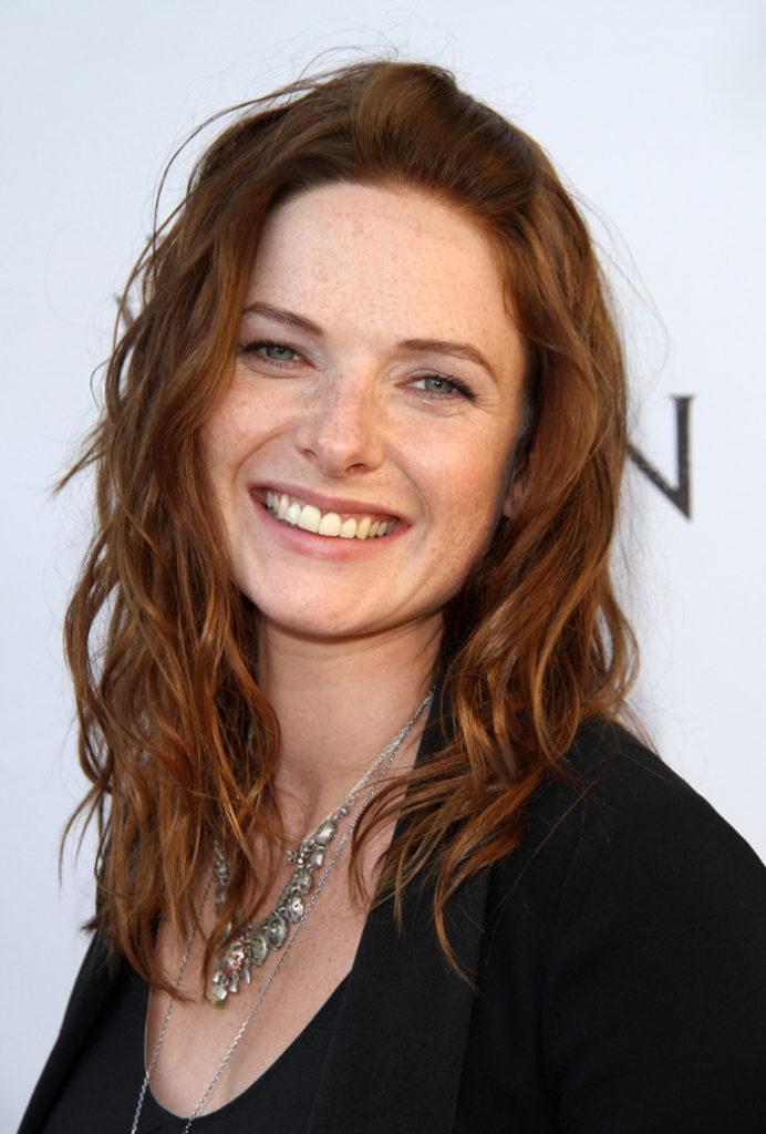Rebecca Ferguson Smiling Pics