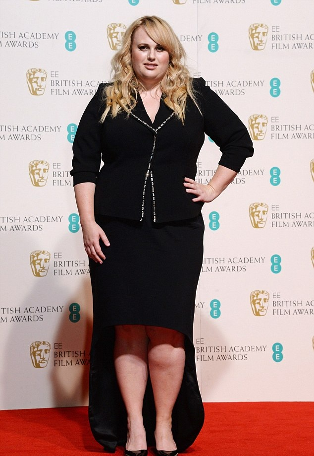 Rebel Wilson Photoshoots
