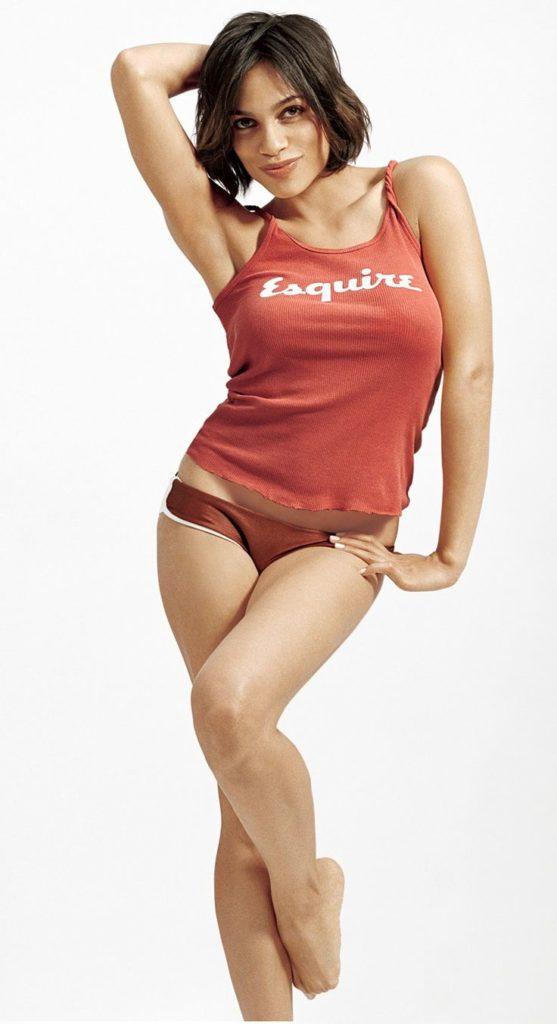 Rosario Dawson Bathing Suit Pics
