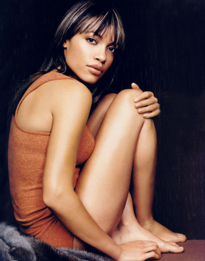 Rosario Dawson Sexy Thighs Wallpapers