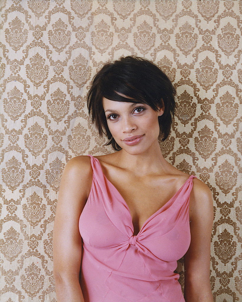 Rosario Dawson Undergarments Pics