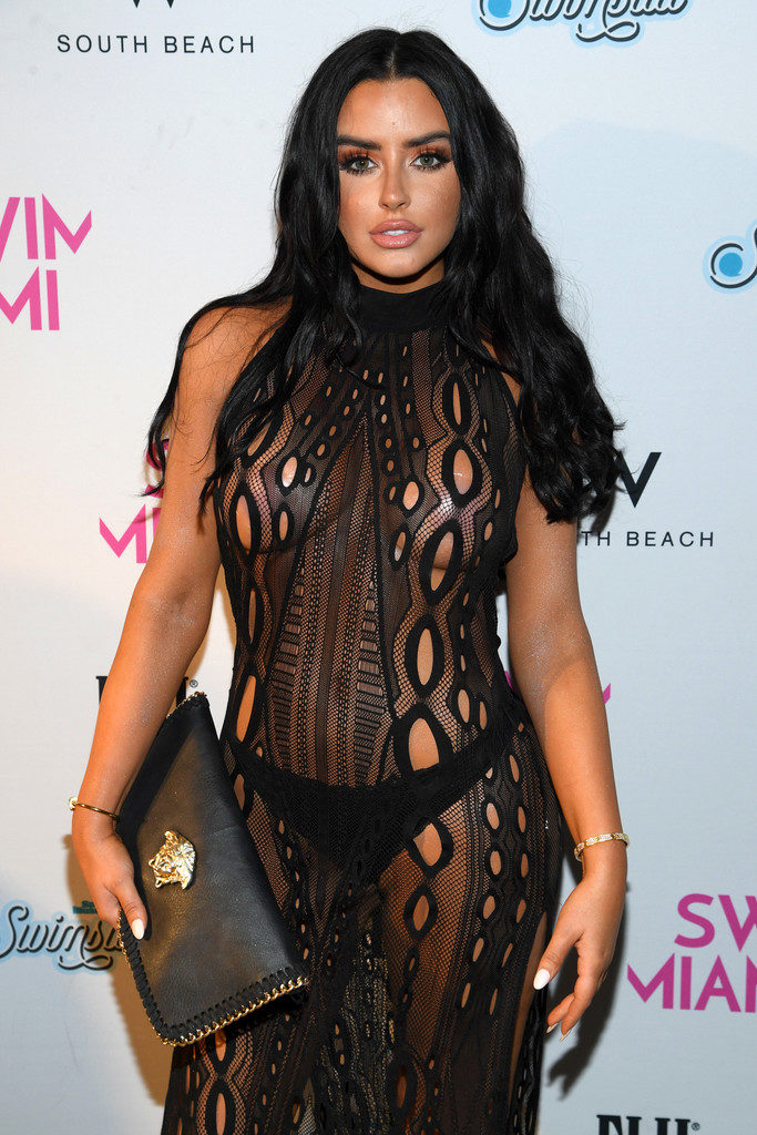 Abigail Ratchford Bra Panty Wallpapers