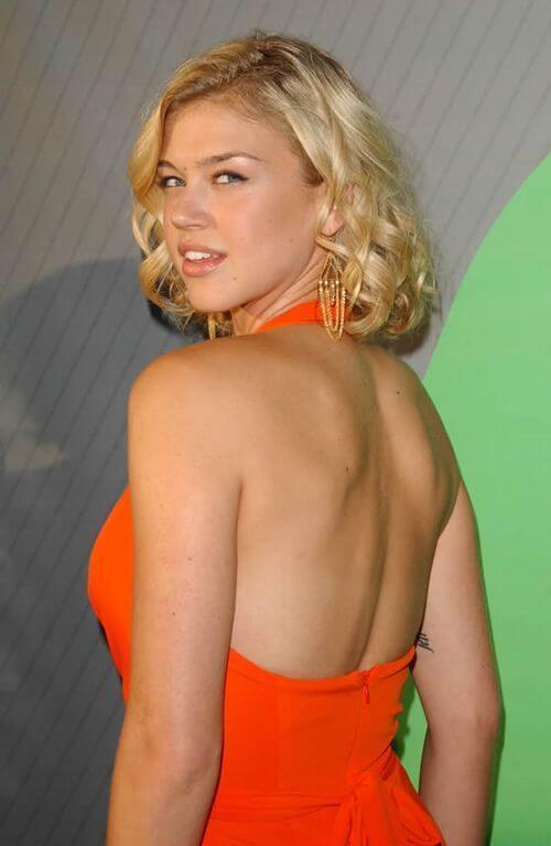 Adrianne Palicki Short Hair Images
