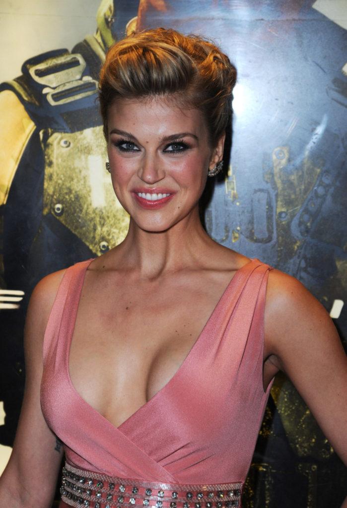 Adrianne Palicki Topless Pics