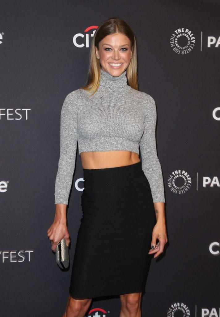 Adrianne Palicki Yoga Pants Pics