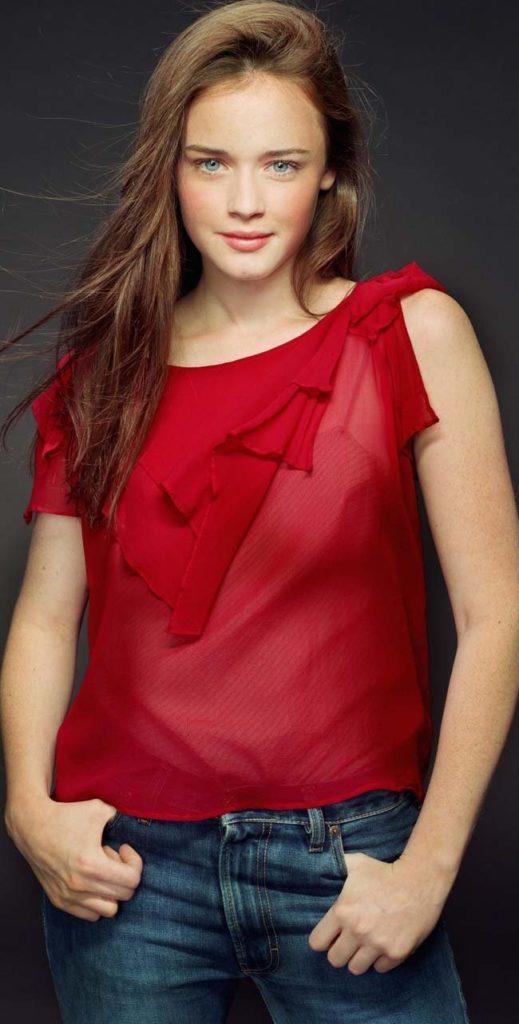 Alexis Bledel Jeans Images