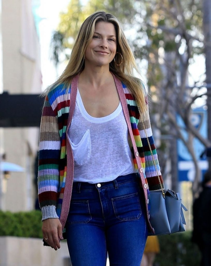 Ali Larter Working Out Pics