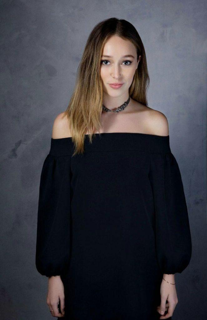 Alycia Debnam-Carey Bold Pictures