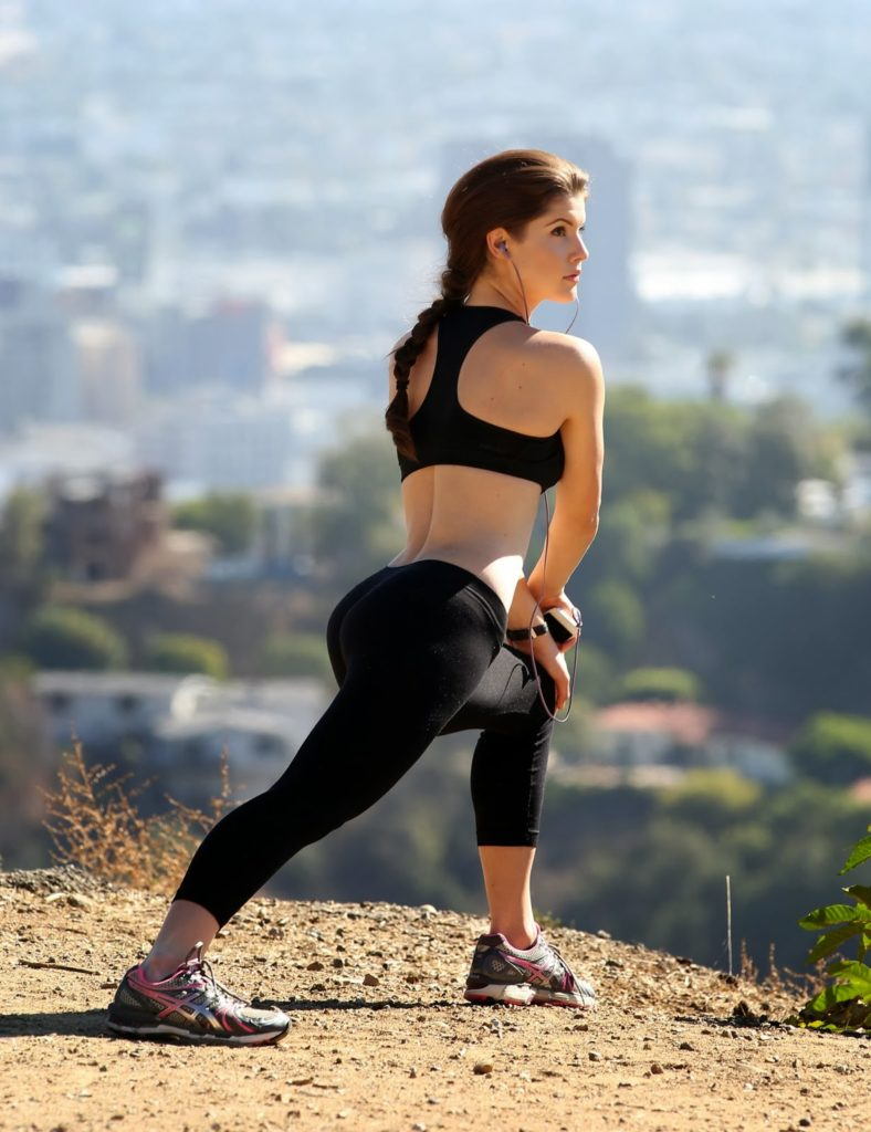Amanda Cerny Workout Images