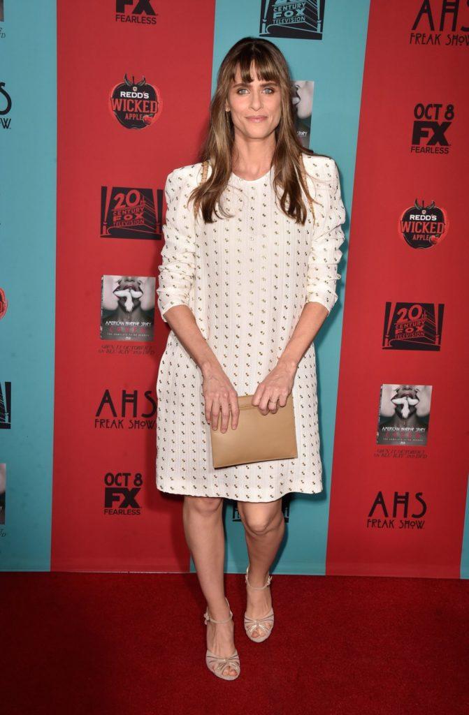 Amanda Peet Latest Hair Style Pics