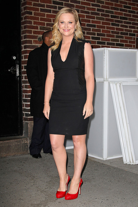 Amy Poehler High Heals Images
