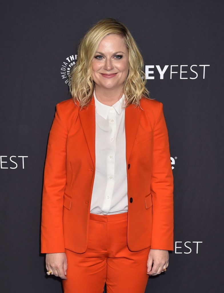 Amy Poehler Short Hair Wallpapers
