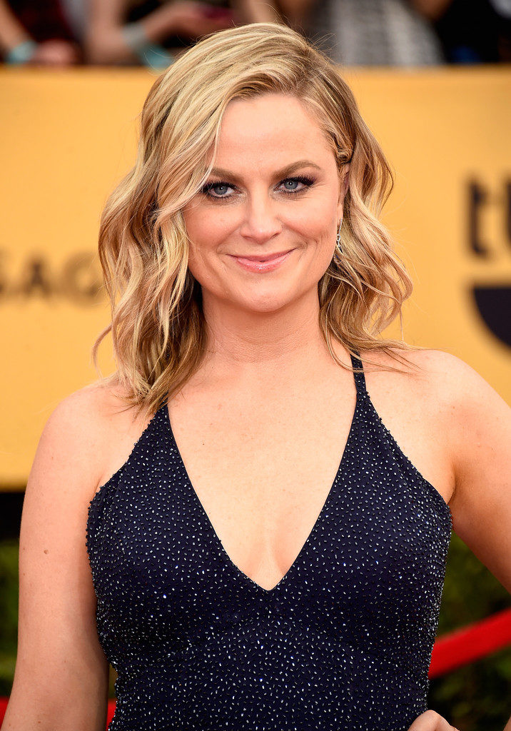 Amy Poehler Smiling Wallpapers