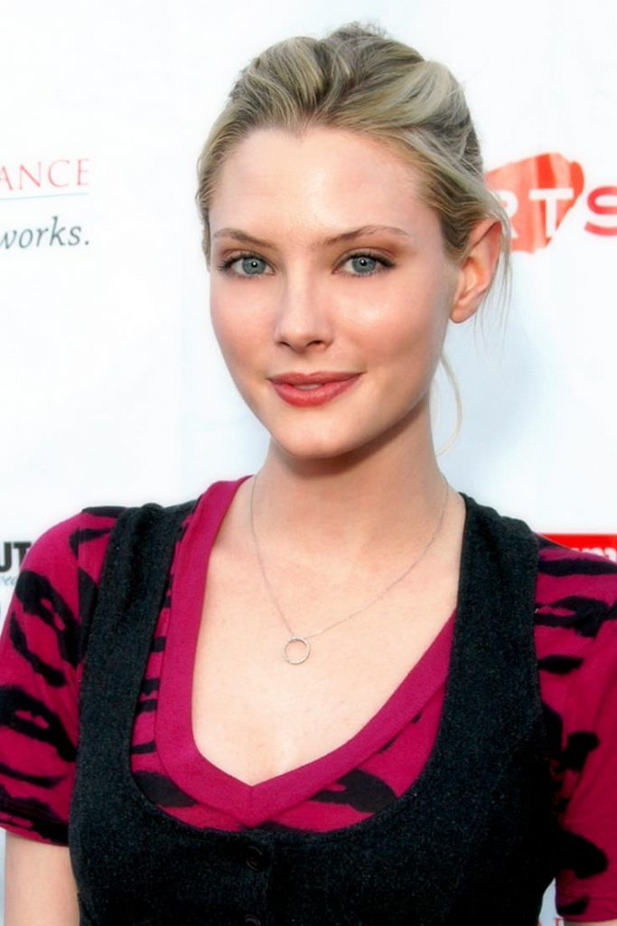 April Bowlby New Hair Style Pics