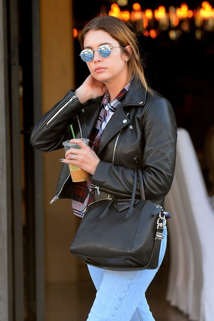 Ashley Benson Jeans Pics