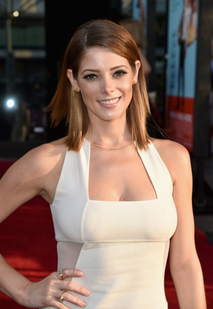 Ashley Greene Smiling Pictures
