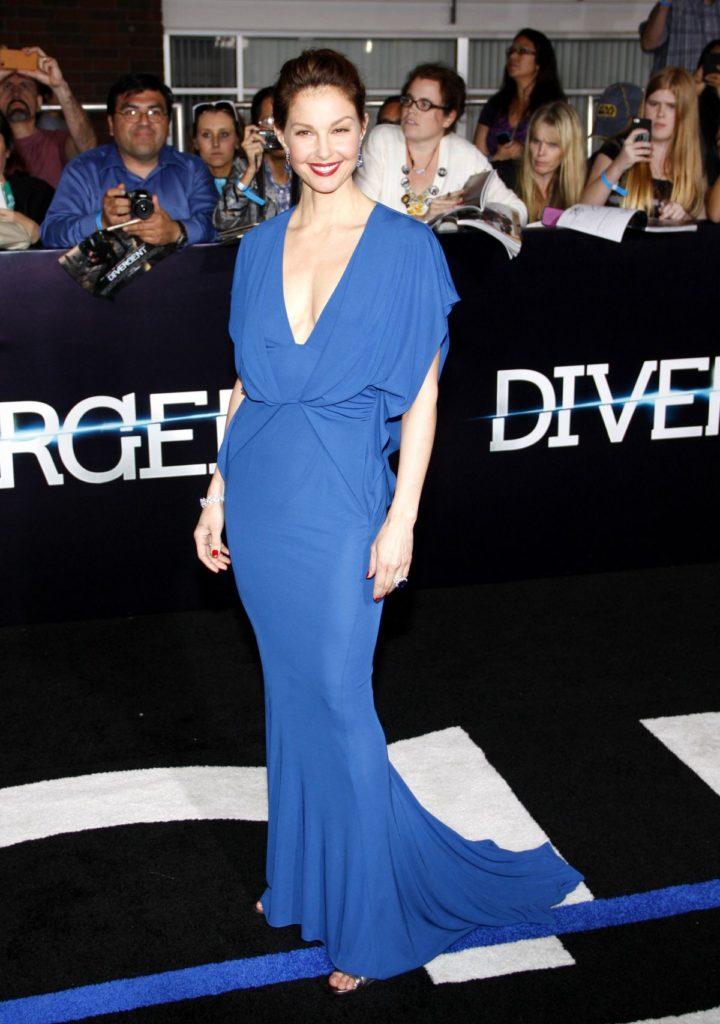 Ashley Judd At Award Show Pics
