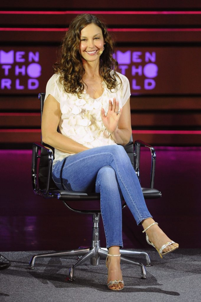 Ashley Judd At Event Pics