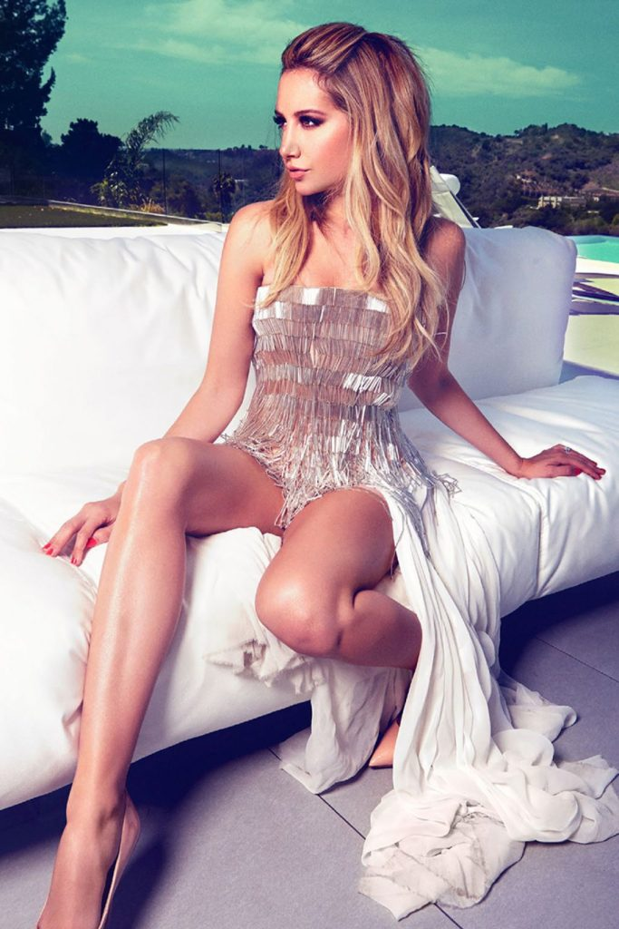 Ashley Tisdale Swimsuit Photos
