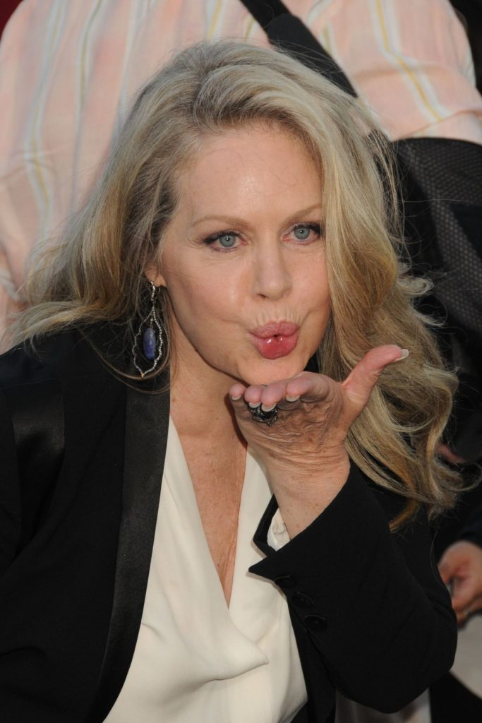 Beverly D'Angelo Kiss Pics