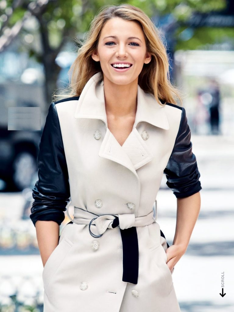 Blake Lively Cute Pictures