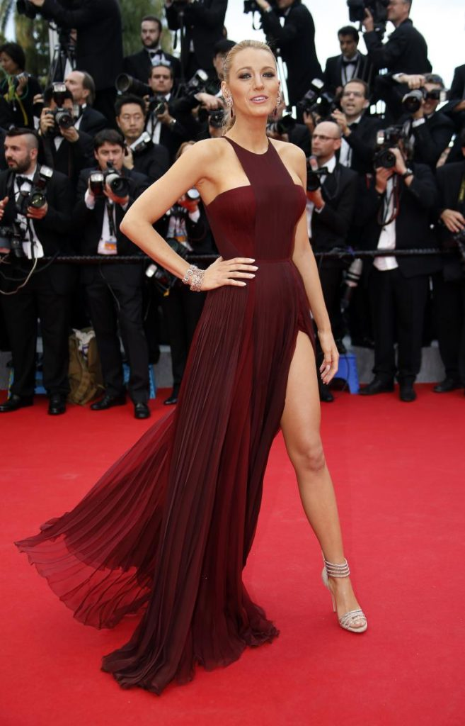 Blake Lively Feet Pictures