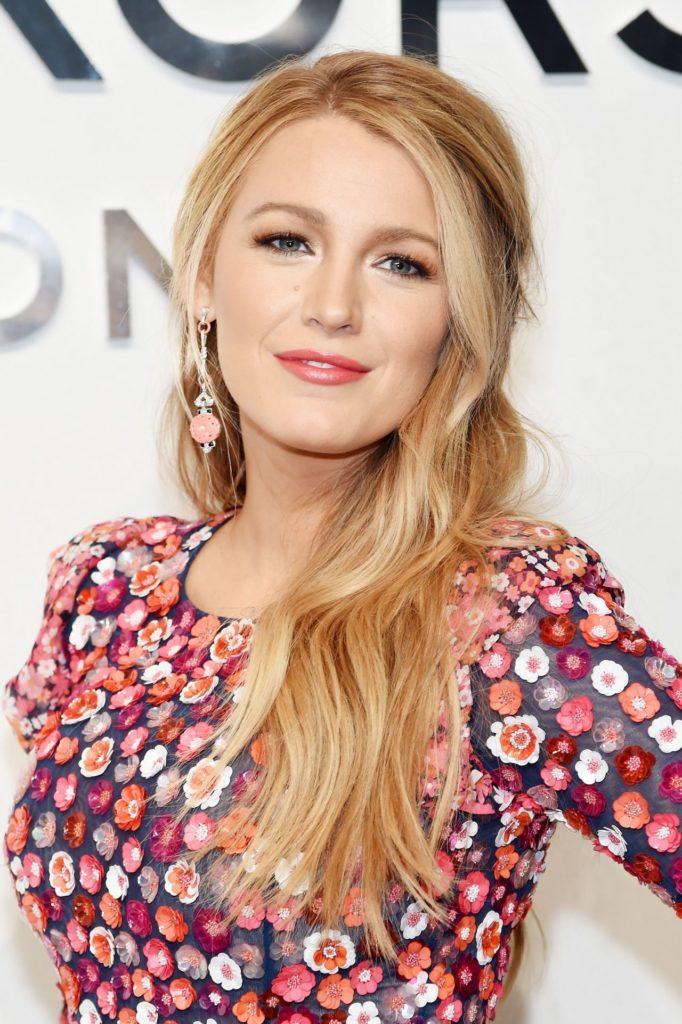 Blake Lively Hair Style Pics