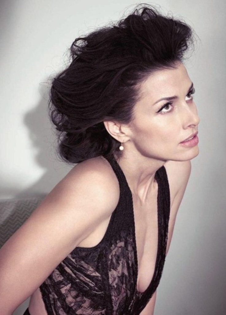 Bridget Moynahan Short Hair Wallpapers