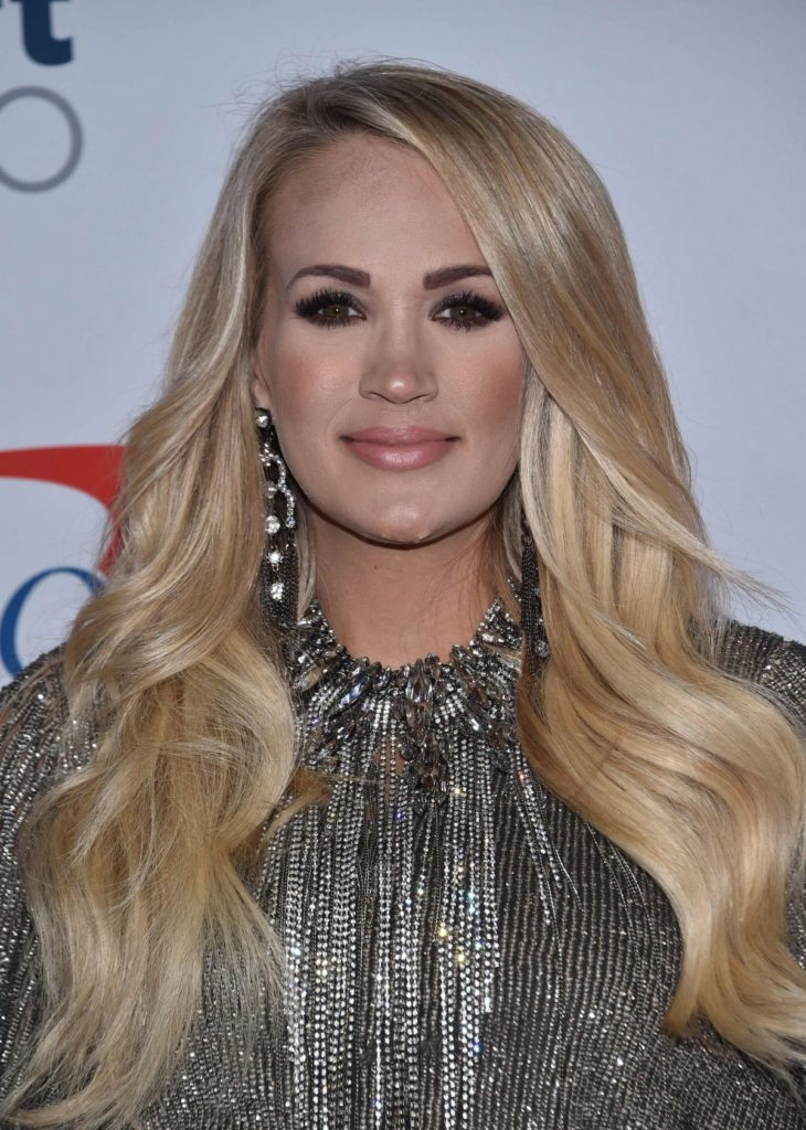 Carrie Underwood Cute Smile Pics