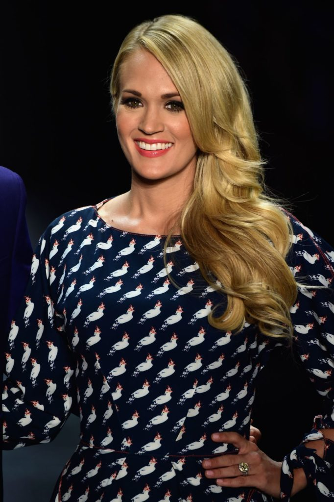 Carrie Underwood Makeup Images
