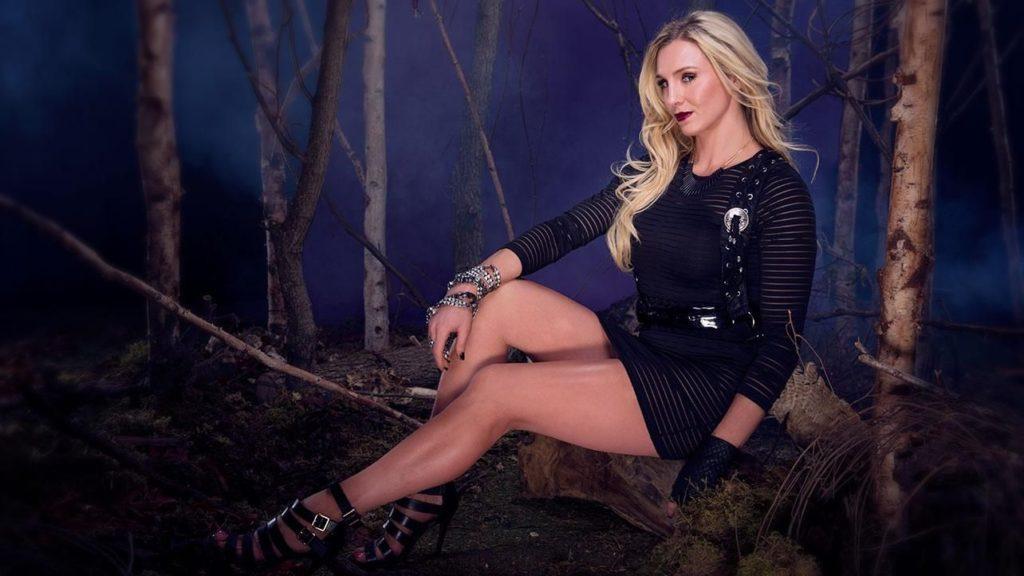 Charlotte Flair Bikini Pictures