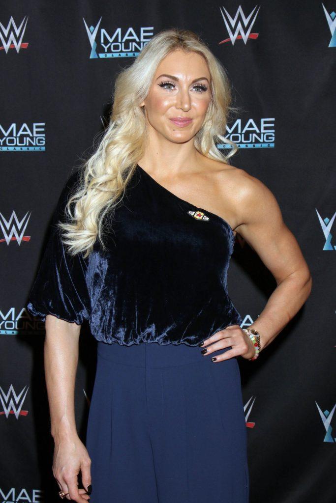 Charlotte Flair Bold Photoshoot