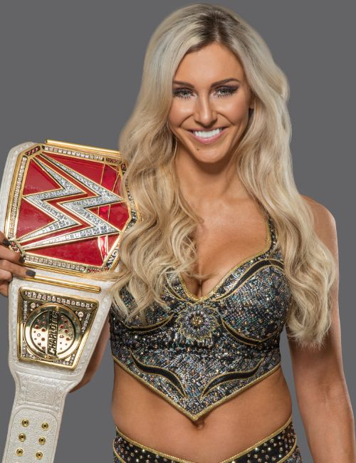 Charlotte Flair In Undergarments Pics