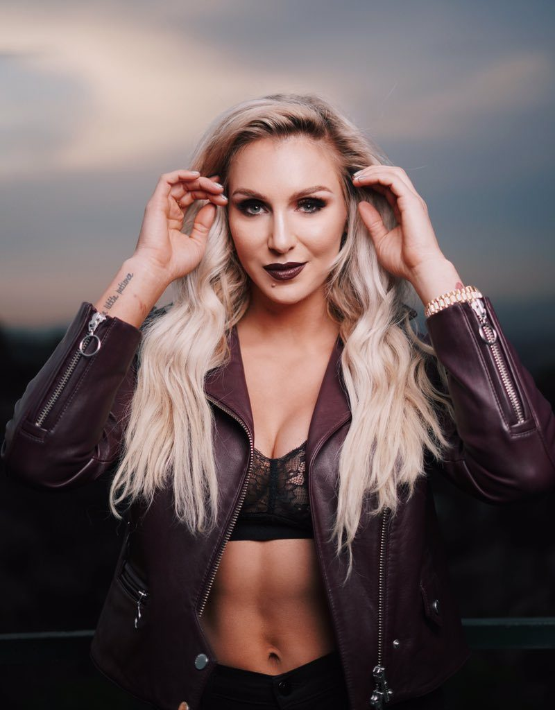 Charlotte Flair Sexy Navel Boobs Images