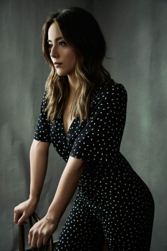 Chloe Bennet Haircut Pictures