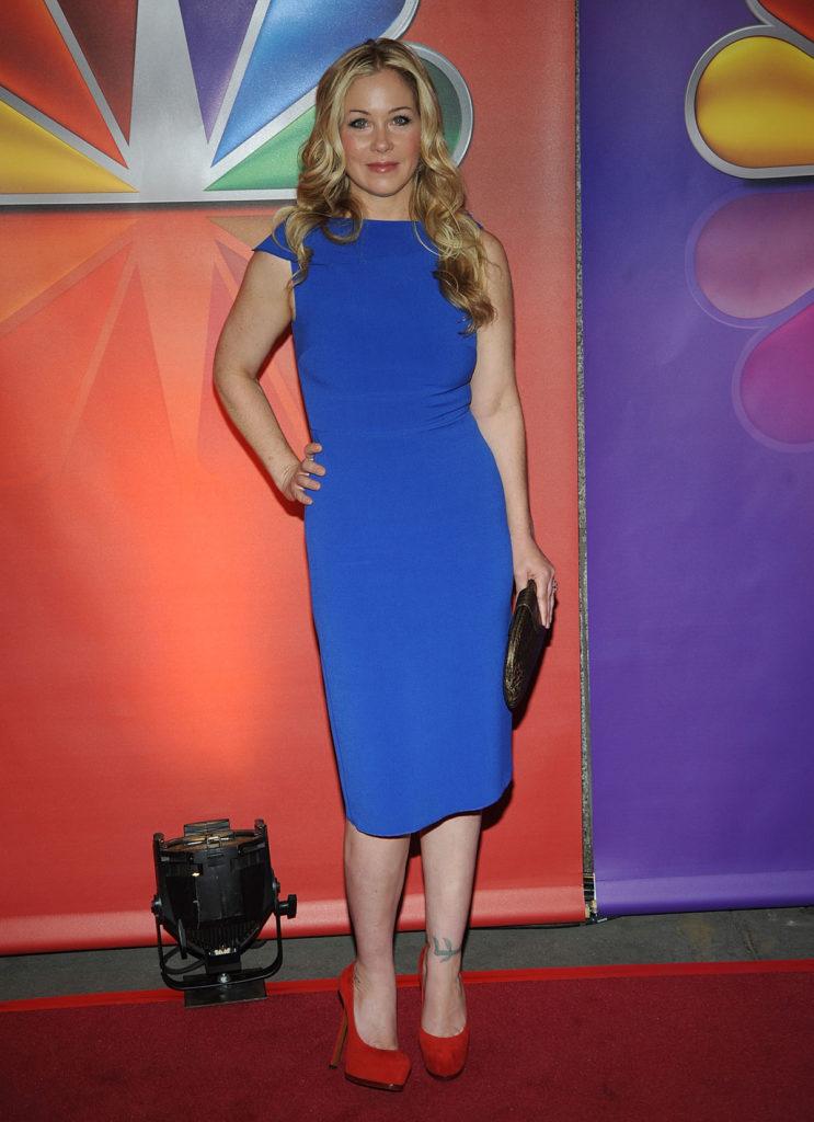 Christina Applegate Legs Images