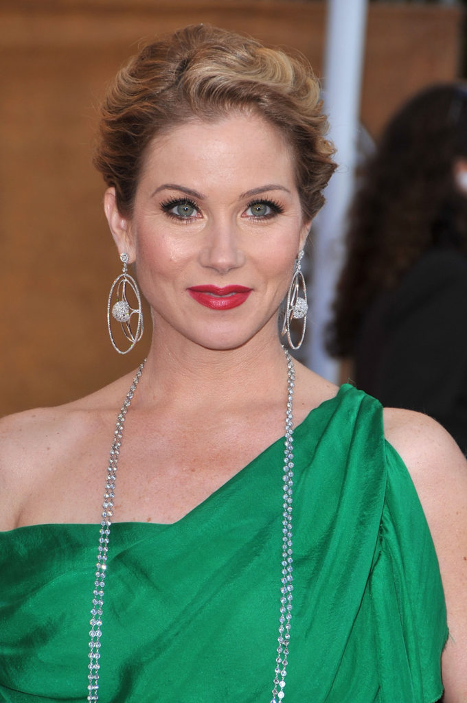 Christina Applegate Sexy Look Wallpapers
