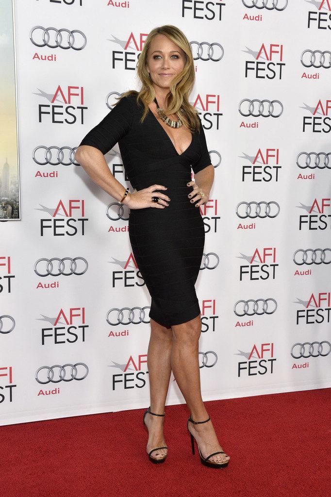 Christine Taylor Feet Pics