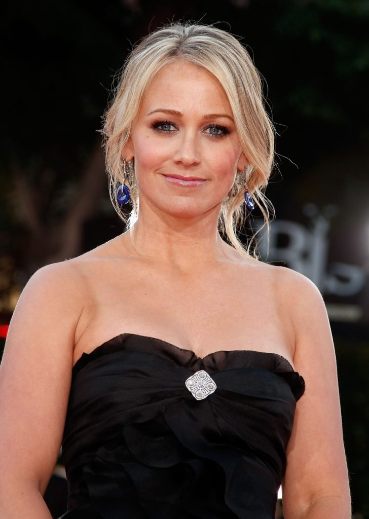 Christine Taylor Short Hair Pictures