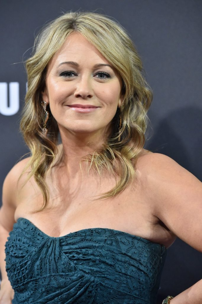 Christine Taylor Smile Face Pics