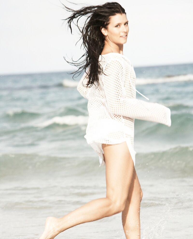 Danica Patrick In Bikini On The Beach Pictures