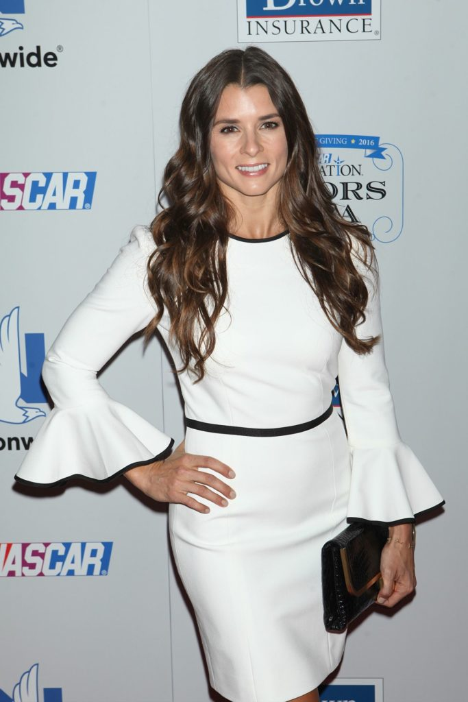 Danica Patrick New Hair Style Images