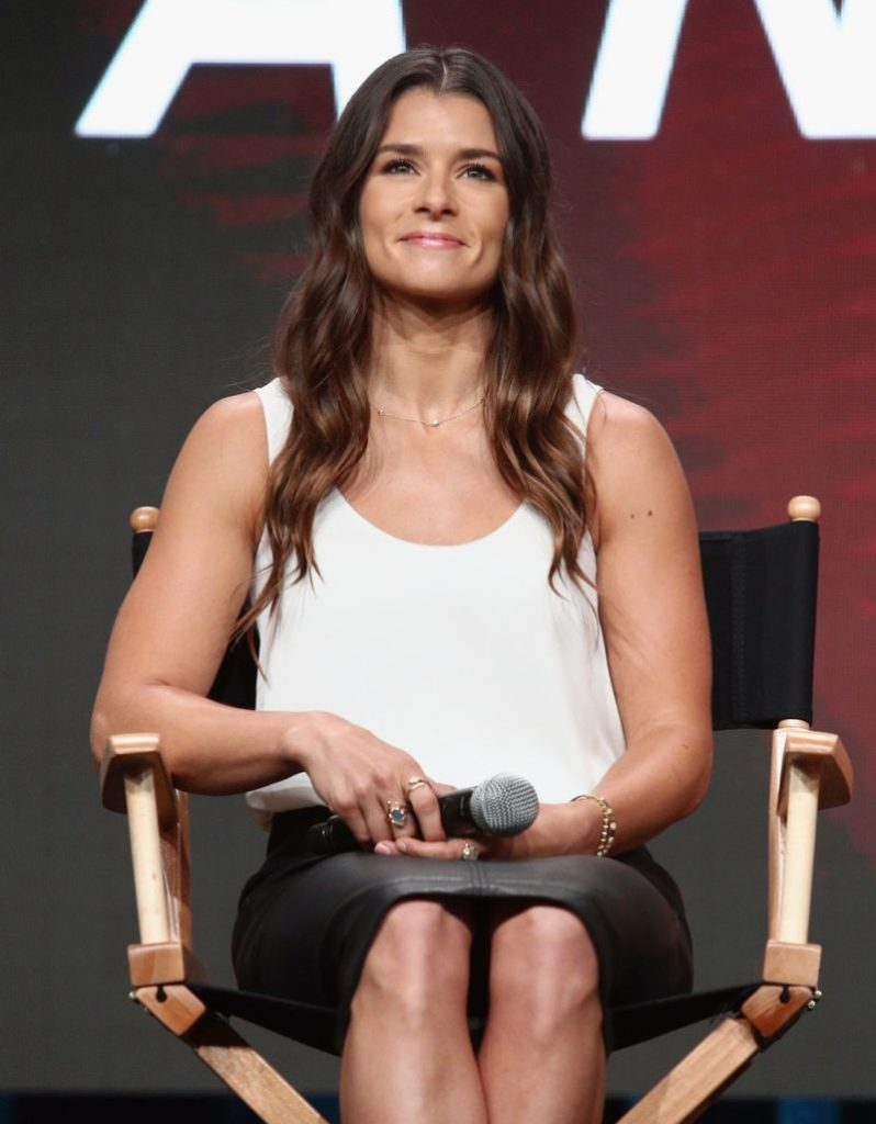 Danica Patrick Oops Moment Photos
