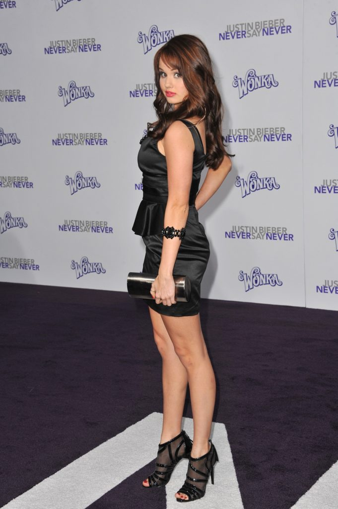 Debby Ryan In Shorts Pictures