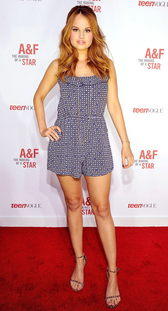 Debby Ryan Shorts Pictures
