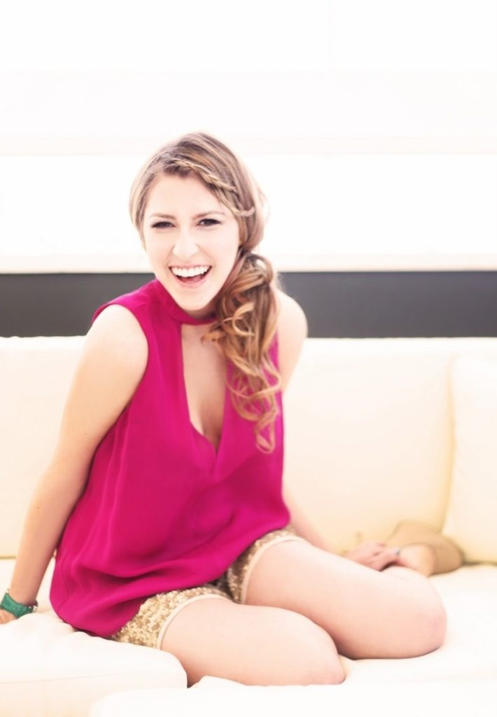 Eden Sher Panty Wallpapers